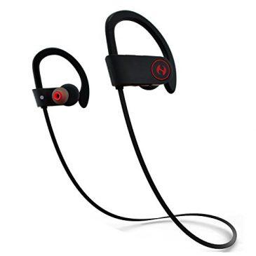 Hussar Magicbuds Best Wireless Sports Earphones with Mic, IPX7 Waterproof