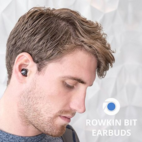 Rowkin-Bit-Charge-Stereo-Truly-Wireless-Headphones-wPortable-Charger-Bluetooth-Earbuds-Smallest-Cordless-Hands-free-Mini-Earphones-Headset-w-Mic-Noise-Reduction-for-Running-iPhone-Space-Gray-0-4