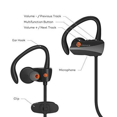 TaoTronics-Bluetooth-Headphones-Wireless-In-Ear-Earbuds-Sports-Sweatproof-Earphones-with-Built-in-Mic-Cordless-41-Secure-Ear-Hooks-Design-7-Hours-Play-Time-0-3