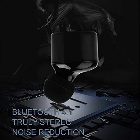 Wireless-Bluetooth-Earphone-Bodecin-TWS-Twins-Wireless-Bluetooth-Mini-Invisible-Earbuds-V41-Stereo-Surround-Sound-In-Ear-Headset-with-Microphone-for-iPhone-Samsung-SmartphonesTablets-Black-0-4