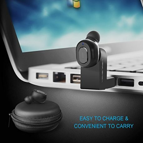 Yemenren-Mini-Bluetooth-Earpiece-In-Ear-Smallest-Wireless-Bluetooth-Earbud-Small-Car-Bluetooth-Headset-with-Mic-2-Magnetic-Chargers-6-Hours-Playtime-1-Piece-0-2