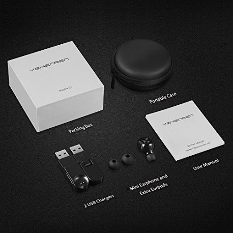 Yemenren-Mini-Bluetooth-Earpiece-In-Ear-Smallest-Wireless-Bluetooth-Earbud-Small-Car-Bluetooth-Headset-with-Mic-2-Magnetic-Chargers-6-Hours-Playtime-1-Piece-0-5