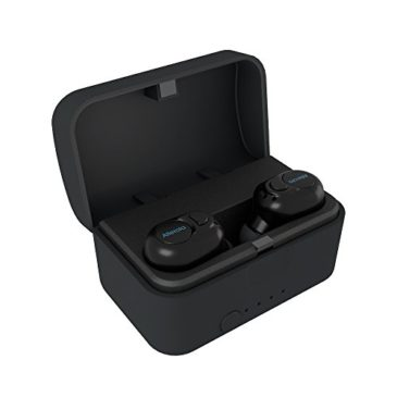 Smallest True Wireless Earbuds with 24H Playtime w/ 1000 mAh Charging Case, Alterola AE800 Truly Wireless Earbuds