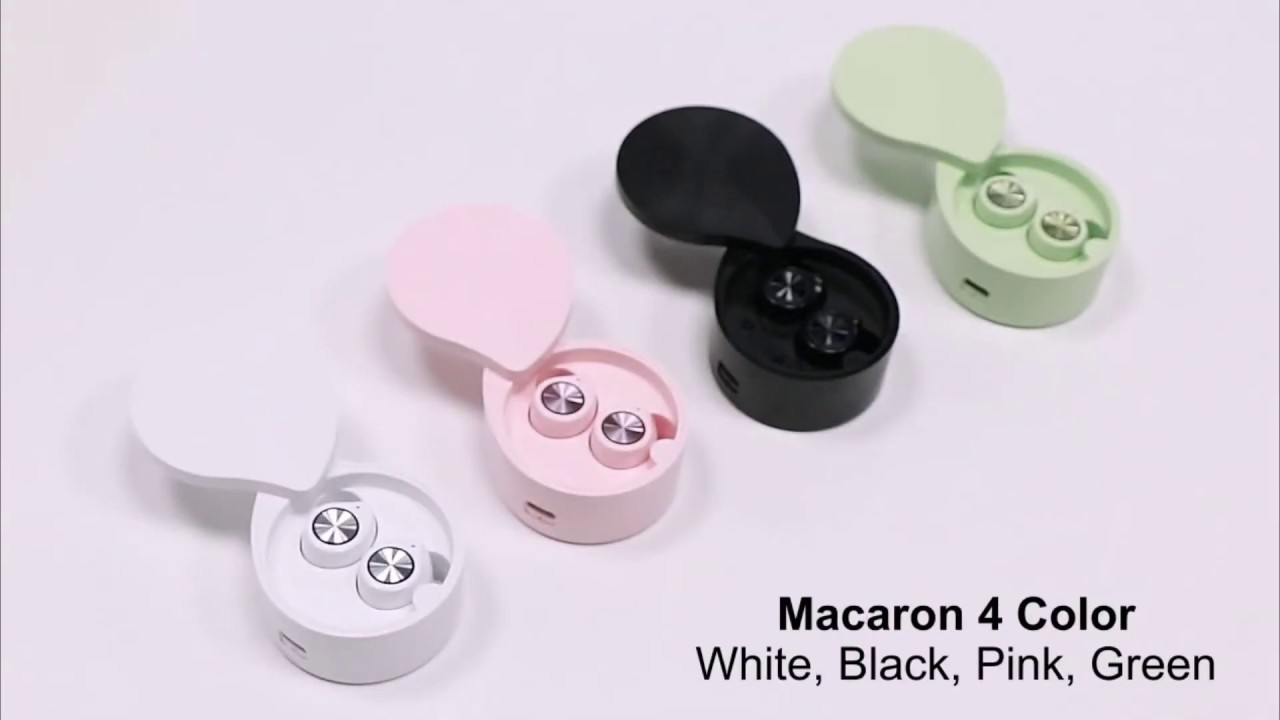 TWS Bluetooth 5.0 Wireless Smart Touch Control Earbuds TWS-09